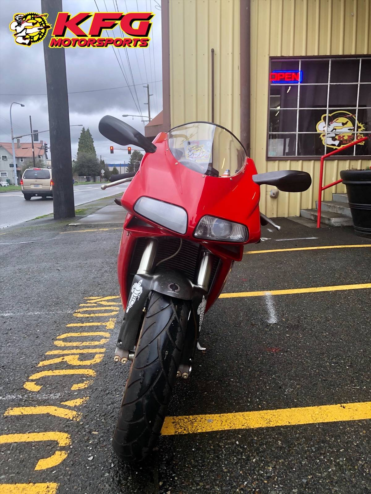 1995 Ducati 916 in Auburn, Washington - Photo 3