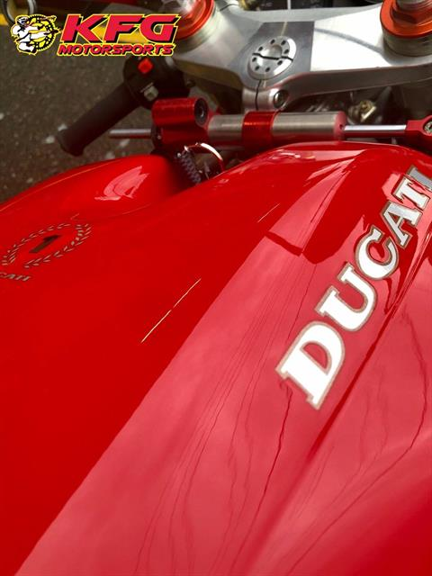 1995 Ducati 916 in Auburn, Washington - Photo 8