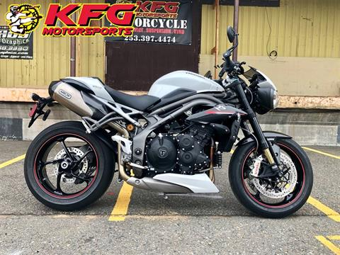 2019 Triumph Speed Triple RS in Auburn, Washington