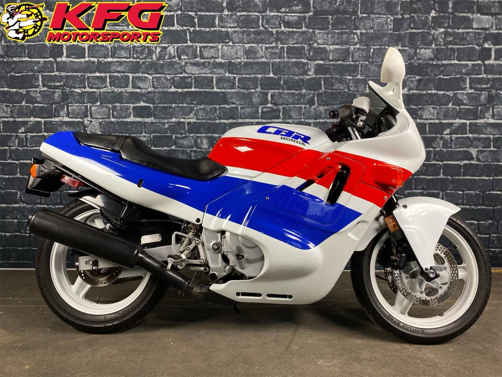 1989 Honda CBR600 in Auburn, Washington - Photo 1