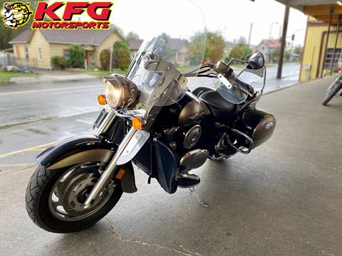 2007 Kawasaki Vulcan® 1600 Nomad™ in Auburn, Washington - Photo 2