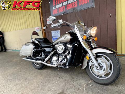 2007 Kawasaki Vulcan® 1600 Nomad™ in Auburn, Washington - Photo 1