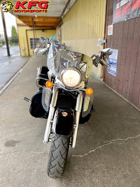 2007 Kawasaki Vulcan® 1600 Nomad™ in Auburn, Washington - Photo 4