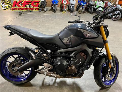 2014 Yamaha FZ-09 in Auburn, Washington - Photo 1