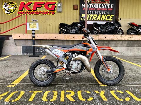 2016 KTM 65 SX in Auburn, Washington