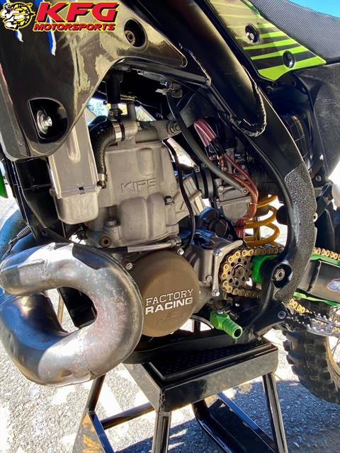 2013 Kawasaki KX500 in Auburn, Washington - Photo 5