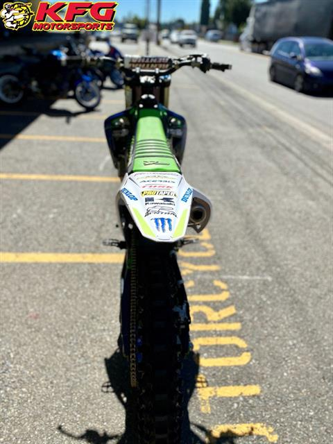2013 Kawasaki KX500 in Auburn, Washington - Photo 4