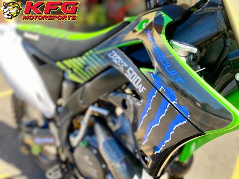 2013 Kawasaki KX500 in Auburn, Washington - Photo 6