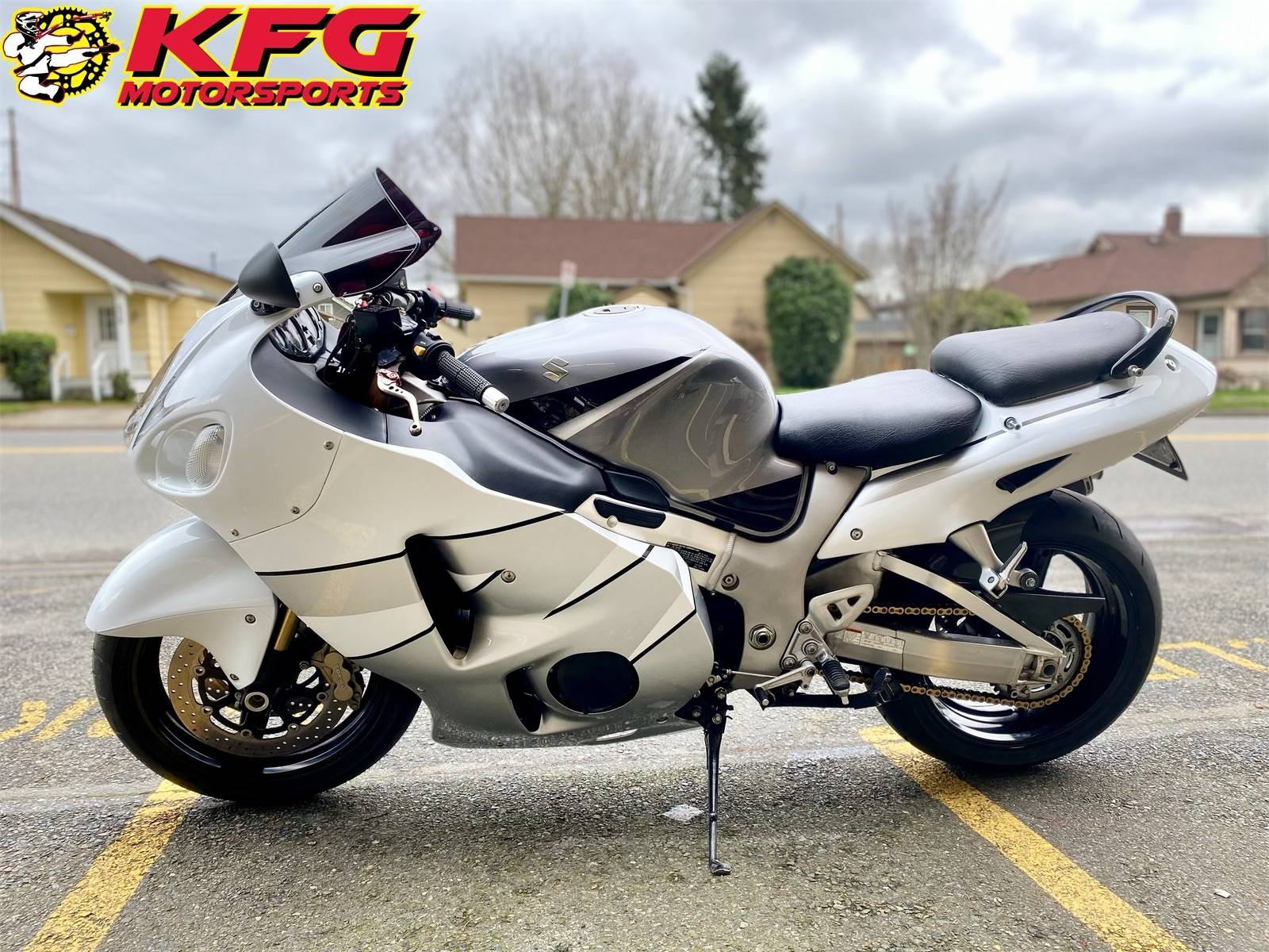 2005 Suzuki Hayabusa in Auburn, Washington - Photo 2