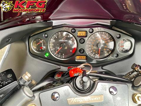 2005 Suzuki Hayabusa in Auburn, Washington - Photo 7