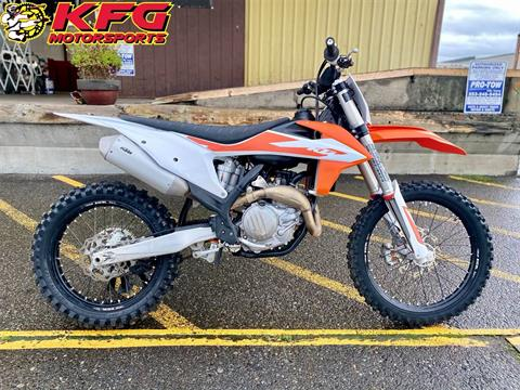 2020 KTM 450 SX-F in Auburn, Washington - Photo 1