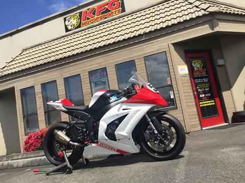 2012 Kawasaki ZX10R in Auburn, Washington