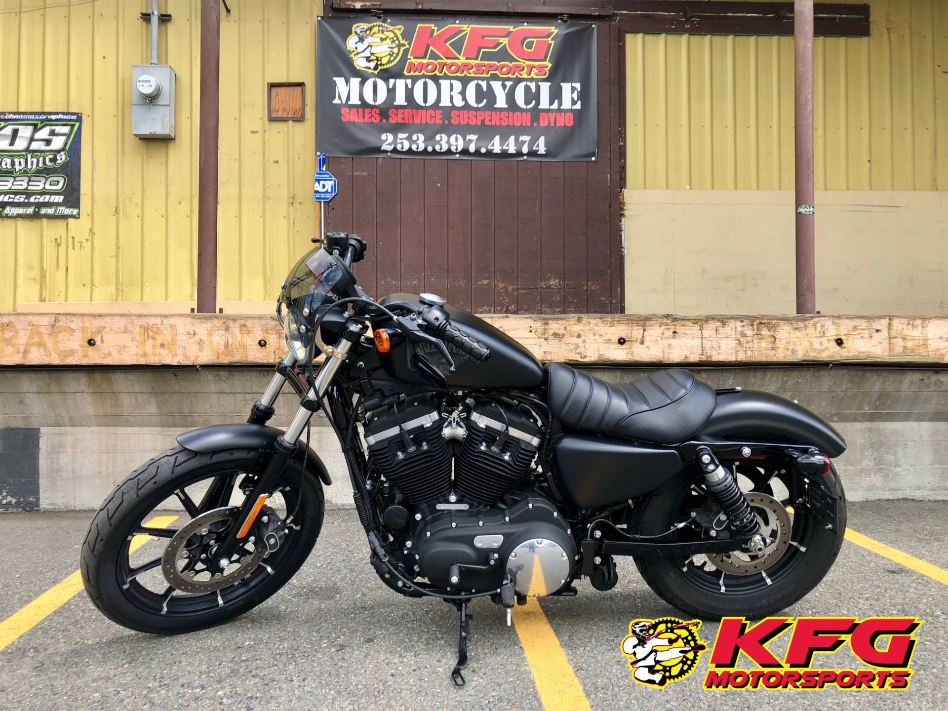 Used 2016 Harley-Davidson Iron 883™ Motorcycles in Auburn
