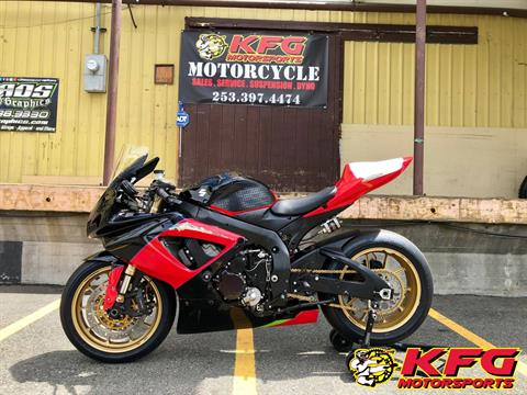 2006 Suzuki GSX-R750™ in Auburn, Washington - Photo 2