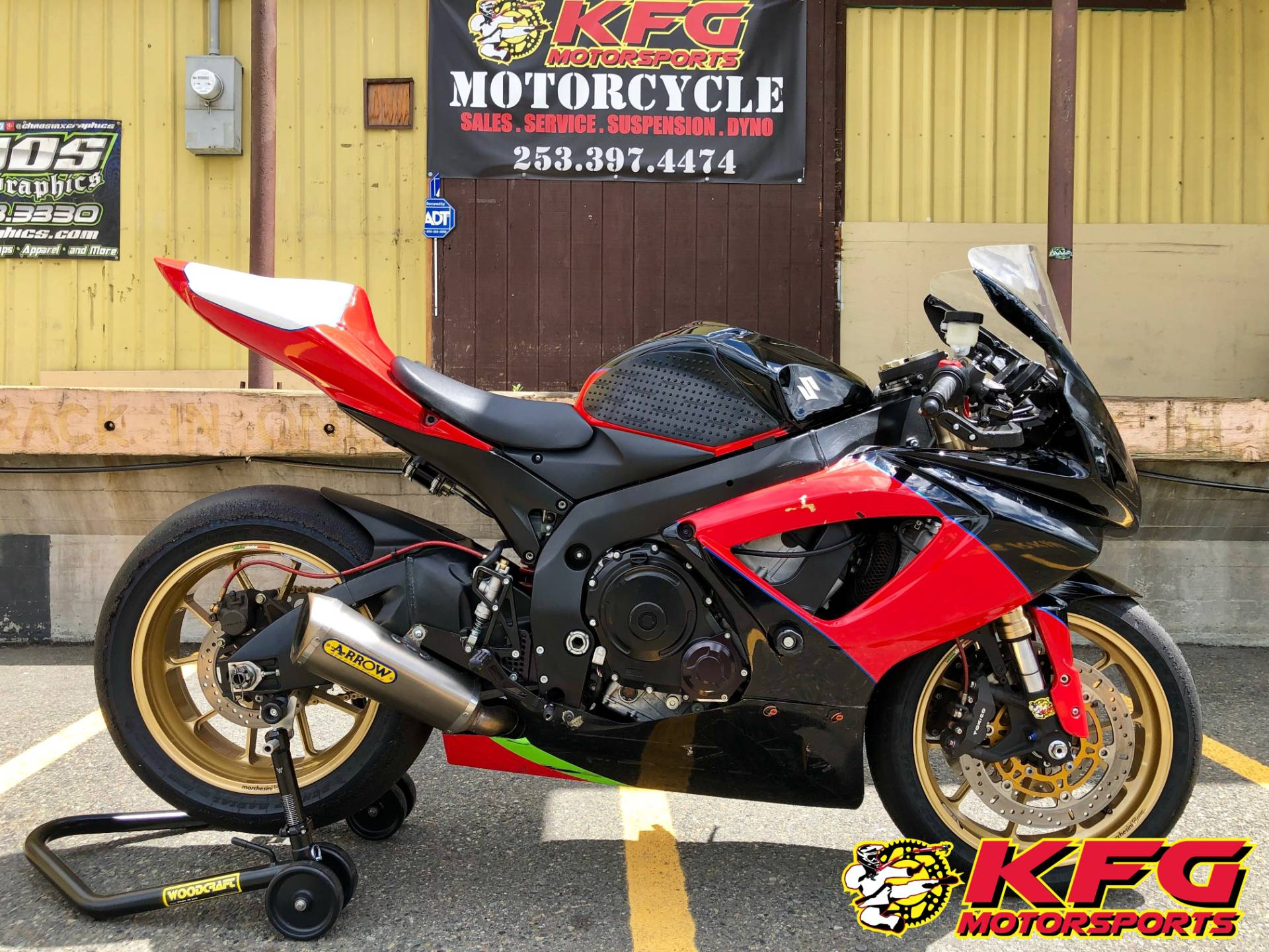 2006 Suzuki GSX-R750™ in Auburn, Washington - Photo 1