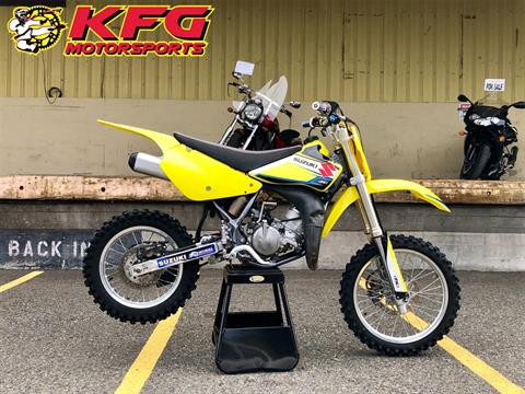 2016 Suzuki RM85 in Auburn, Washington