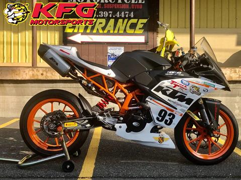 2015 KTM RC 390 in Auburn, Washington - Photo 1