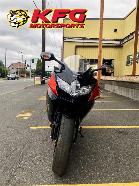 2008 Suzuki GSX-R750™ in Auburn, Washington - Photo 3