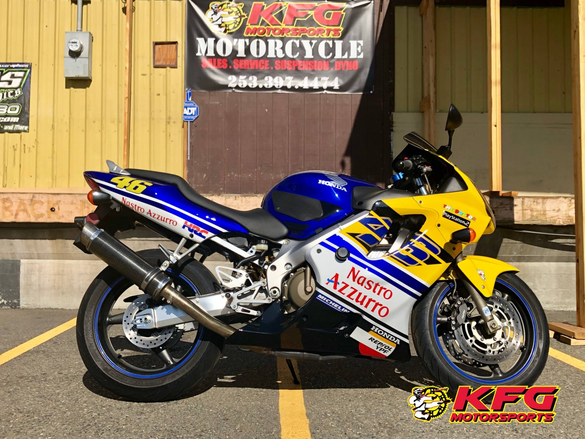 2006 Honda CBR®600F4i in Auburn, Washington - Photo 1