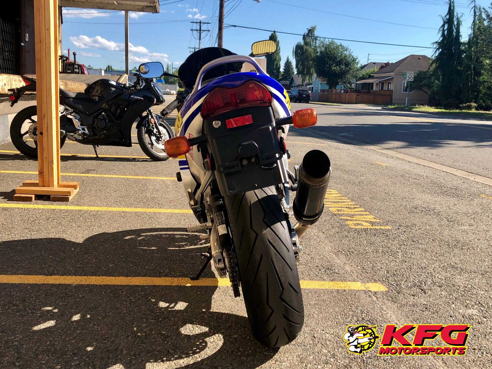 2006 Honda CBR®600F4i in Auburn, Washington - Photo 4