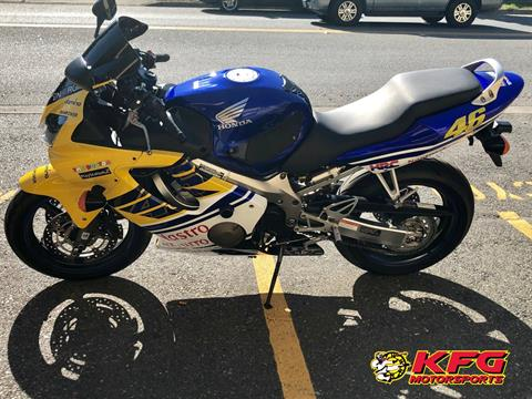 2006 Honda CBR®600F4i in Auburn, Washington - Photo 2