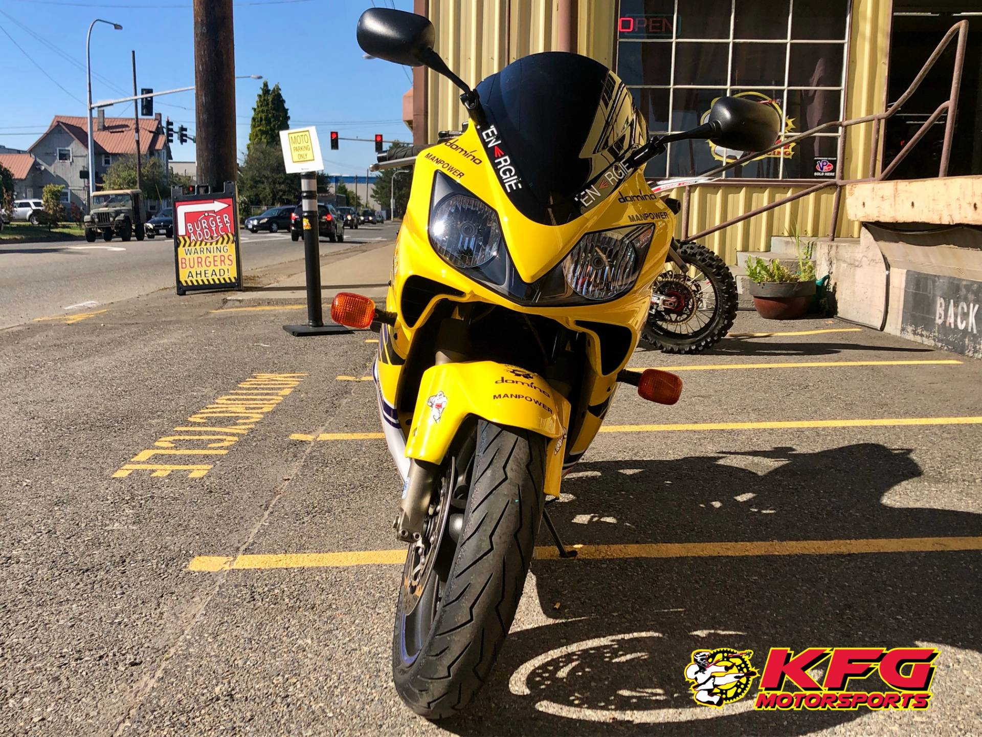 2006 Honda CBR®600F4i in Auburn, Washington - Photo 3