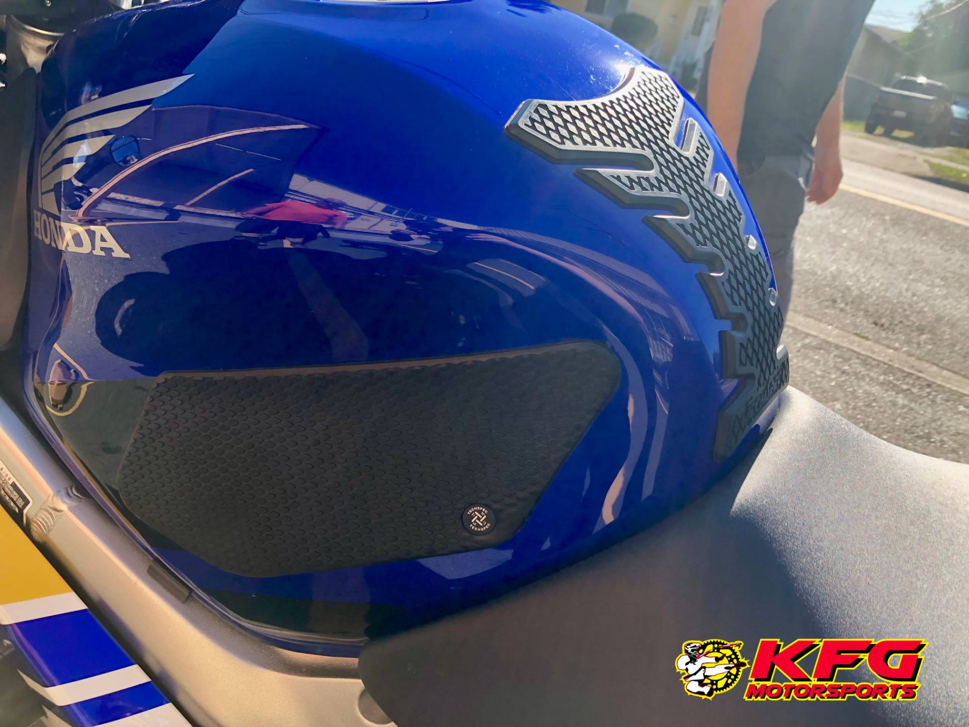 2006 Honda CBR®600F4i in Auburn, Washington - Photo 7