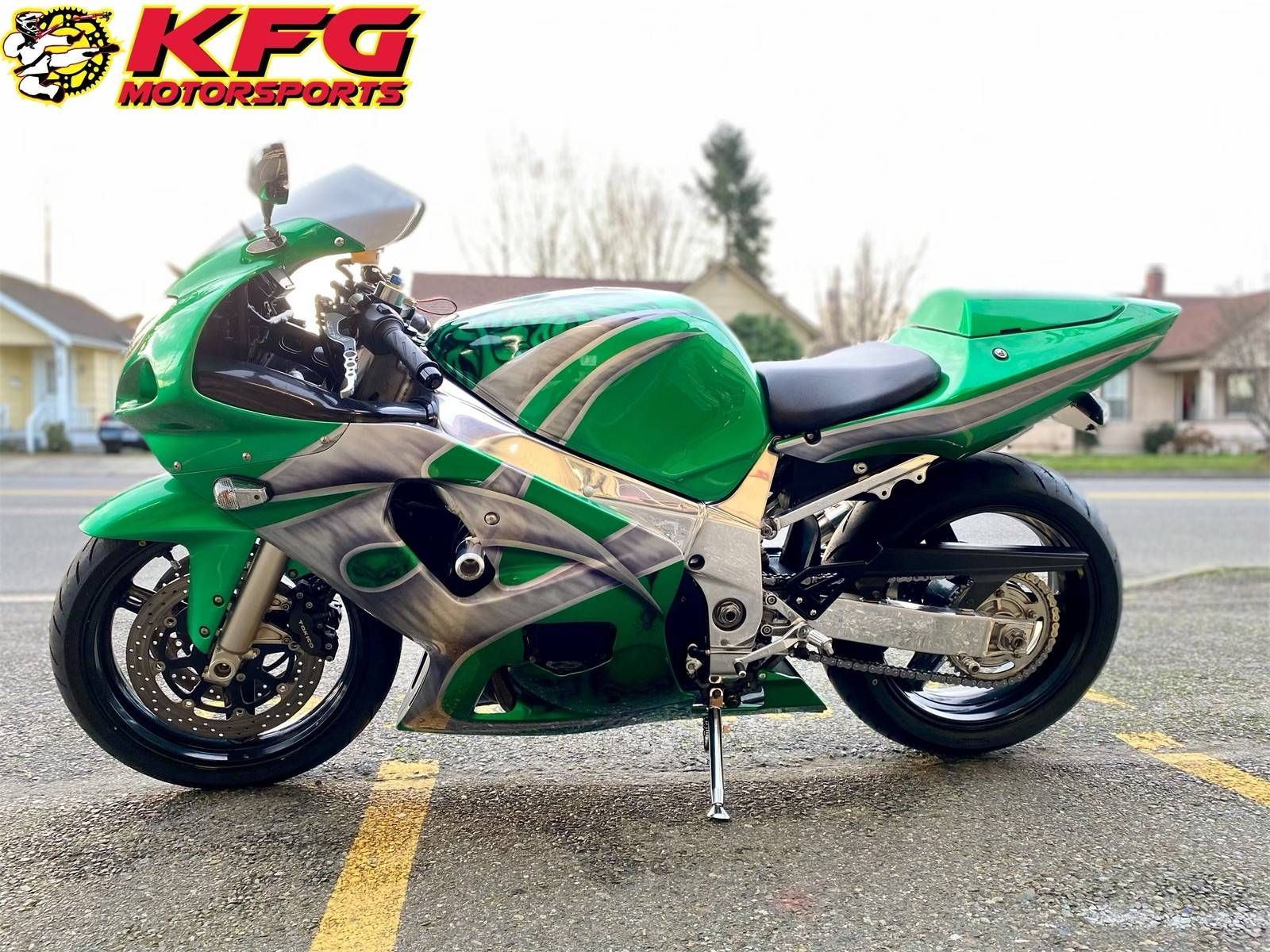2003 Suzuki GSX-R600 in Auburn, Washington - Photo 2