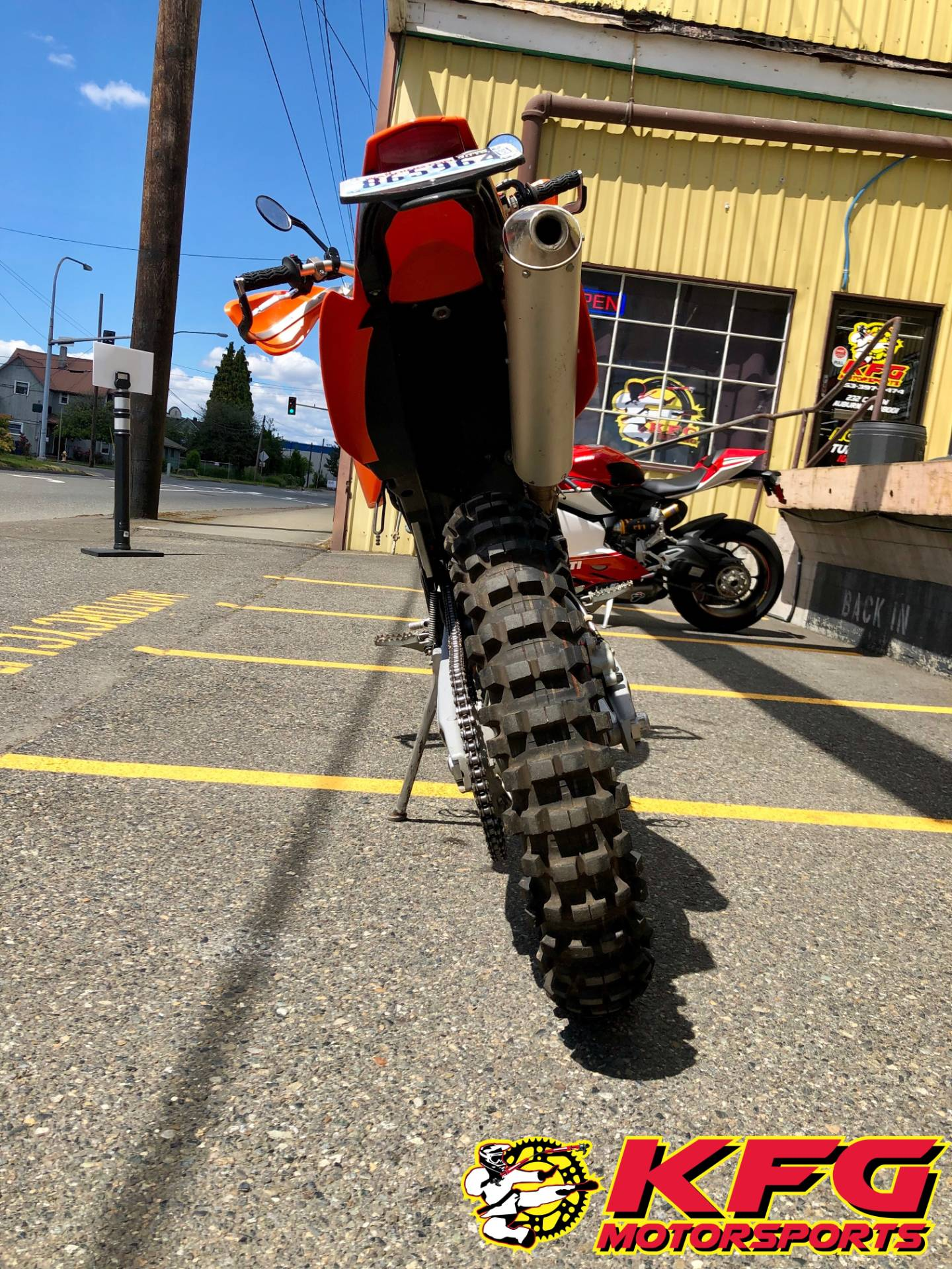 2006 KTM 400 EXCW in Auburn, Washington - Photo 3