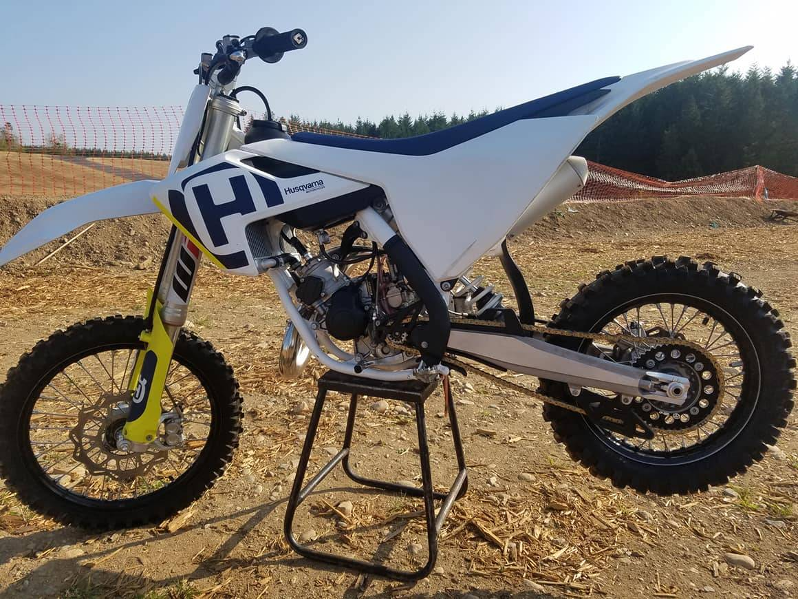 2018 Husqvarna TC 85 17/14 in Auburn, Washington