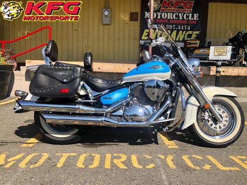 2009 Suzuki Boulevard C50 in Auburn, Washington - Photo 1
