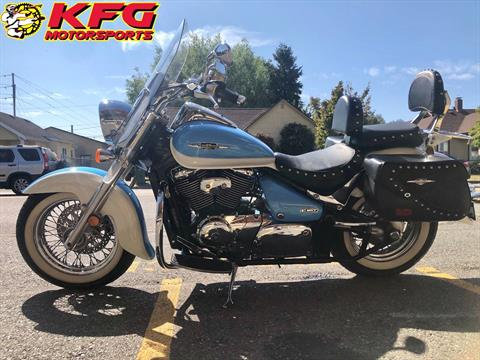2009 Suzuki Boulevard C50 in Auburn, Washington - Photo 2