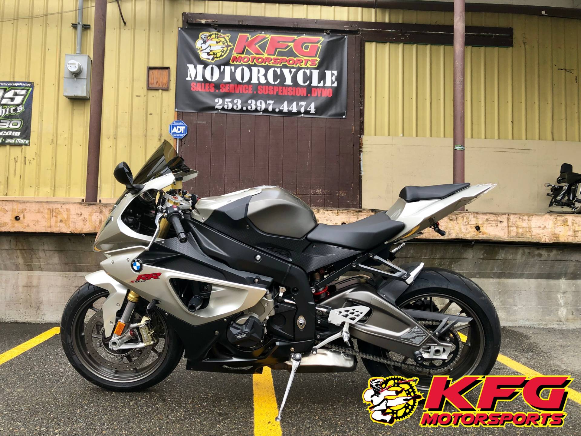 2010 BMW S 1000 RR in Auburn, Washington - Photo 2