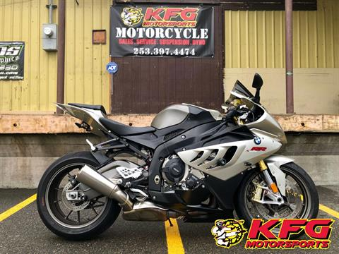 2010 BMW S 1000 RR in Auburn, Washington - Photo 1