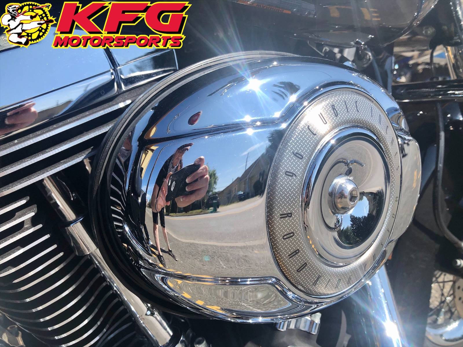 2007 Harley-Davidson FLHRS Road King® Custom in Auburn, Washington - Photo 5