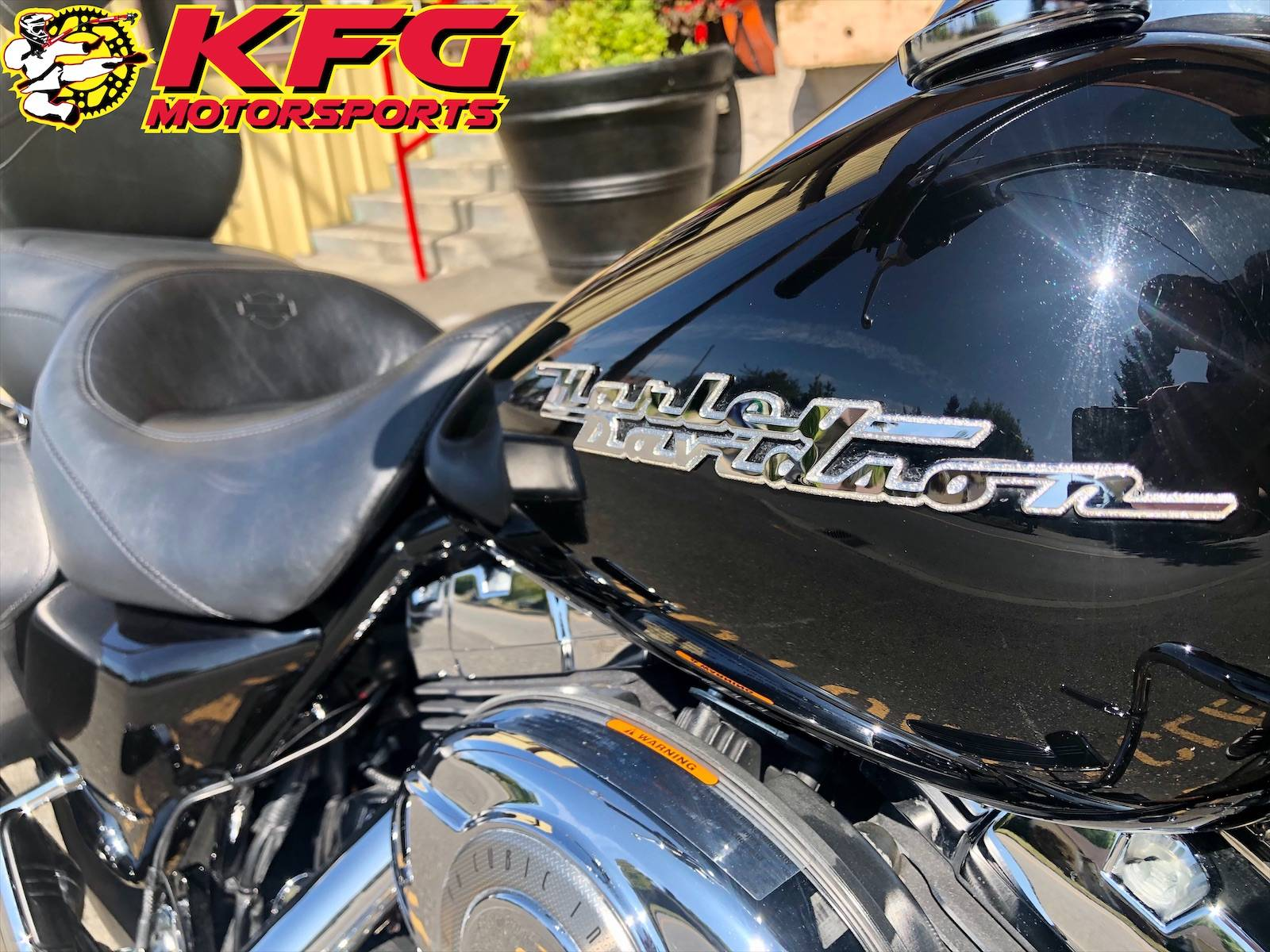 2007 Harley-Davidson FLHRS Road King® Custom in Auburn, Washington - Photo 6