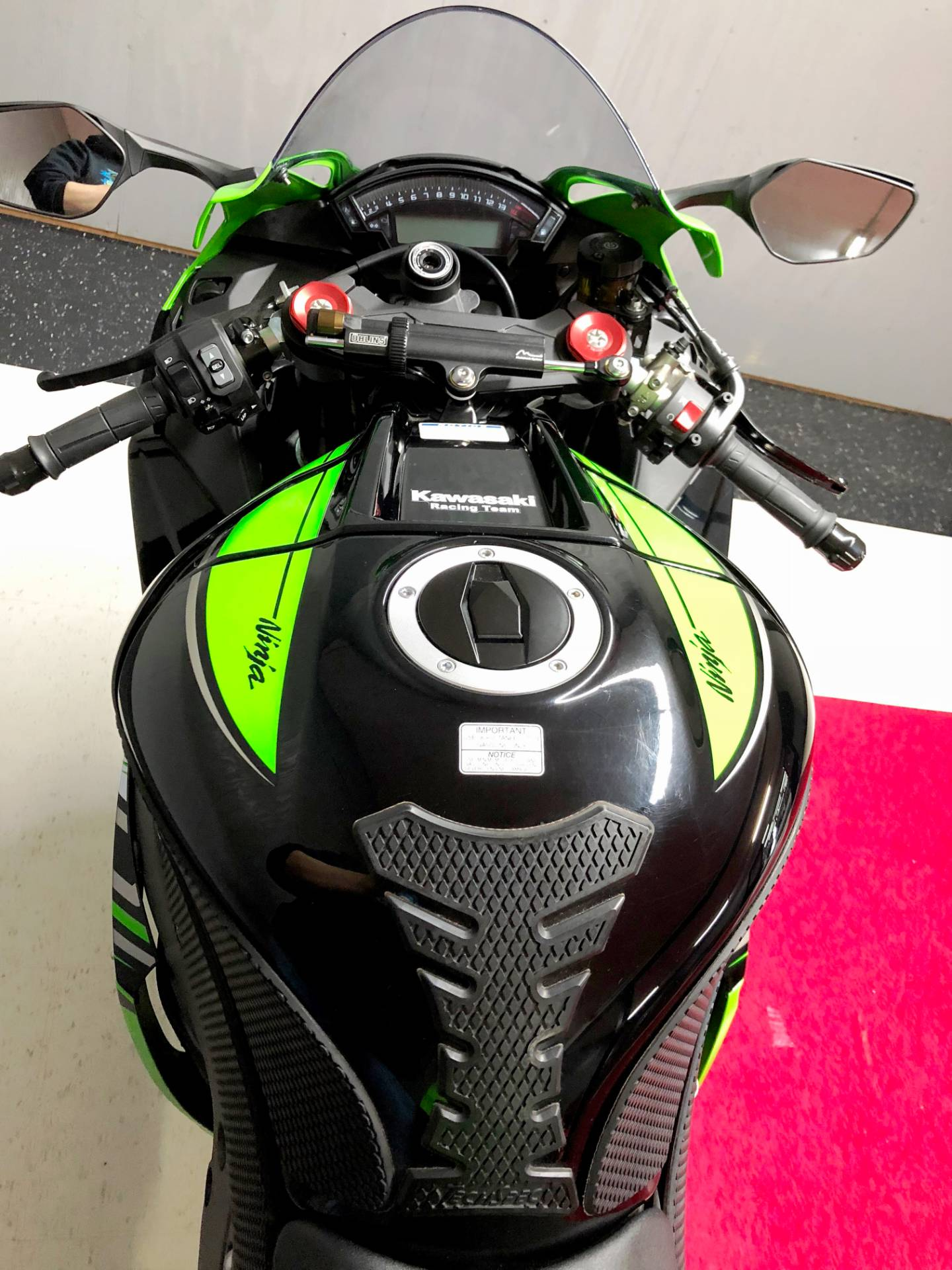 2016 Kawasaki Ninja ZX-10R ABS KRT Edition in Auburn, Washington