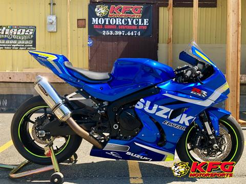 2017 Suzuki GSX-R1000R in Auburn, Washington