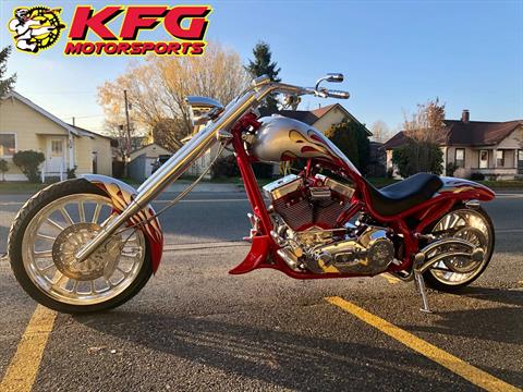 2004 BOURGET'S BIKE WORKS FAT DADDY CHOPPER in Auburn, Washington - Photo 5