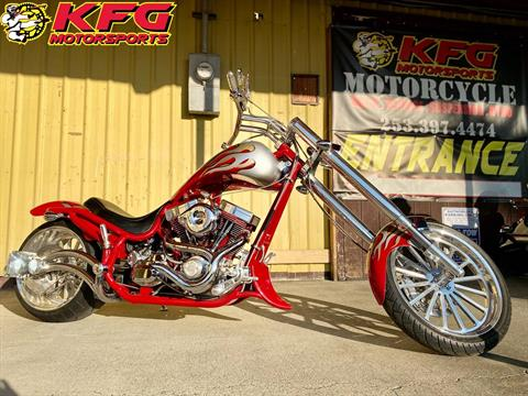 2004 BOURGET'S BIKE WORKS FAT DADDY CHOPPER in Auburn, Washington - Photo 3