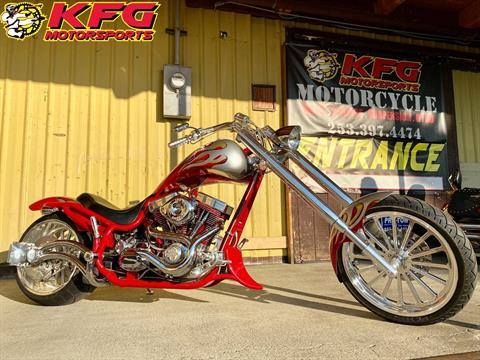 2004 BOURGET'S BIKE WORKS FAT DADDY CHOPPER in Auburn, Washington - Photo 1