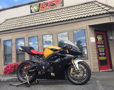 2007 Triumph Daytona 675 in Auburn, Washington