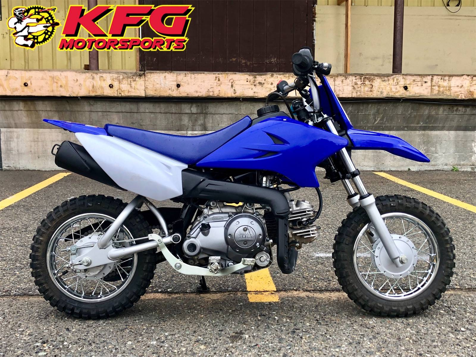 2018 Yamaha TT-R50E in Auburn, Washington - Photo 1