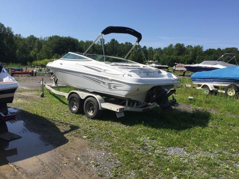 2007 Crownline 21 SS in Bridgeport, New York