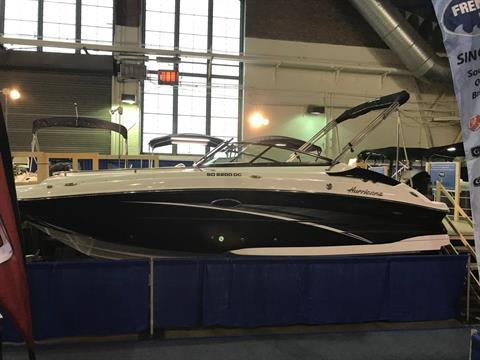 2018 Hurricane SunDeck 2200 DC OB in Bridgeport, New York - Photo 2