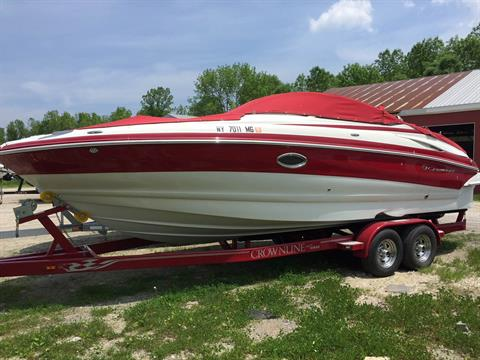 2008 Crownline 260 LS in Bridgeport, New York