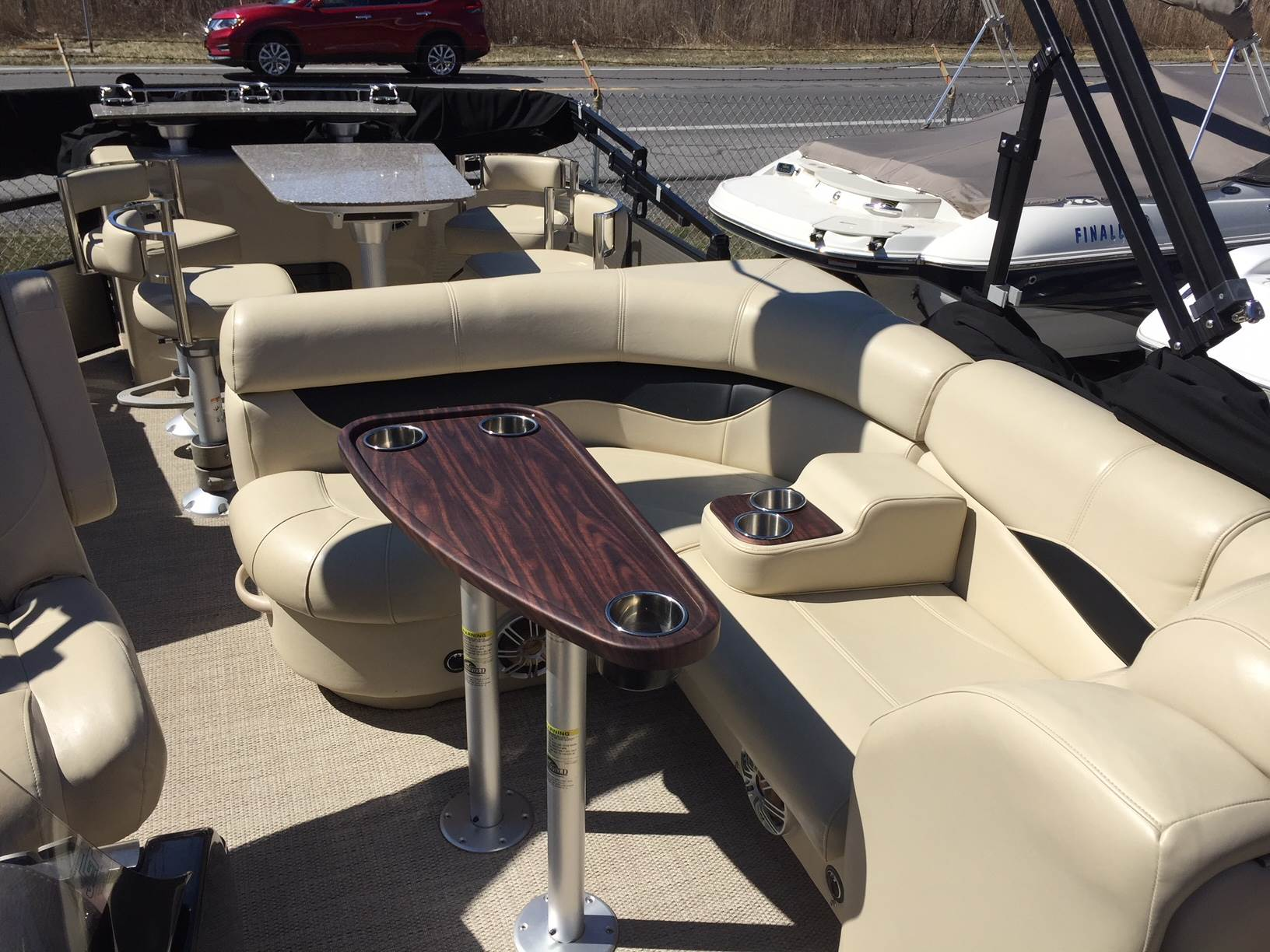 2016 Aqua Patio 240 CB in Bridgeport, New York