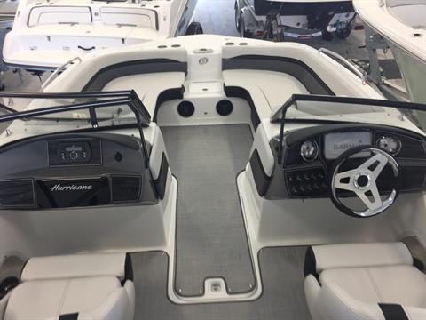 2019 Hurricane SunDeck 217 OB in Bridgeport, New York