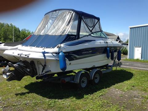2007 Crownline 255 CCR in Bridgeport, New York