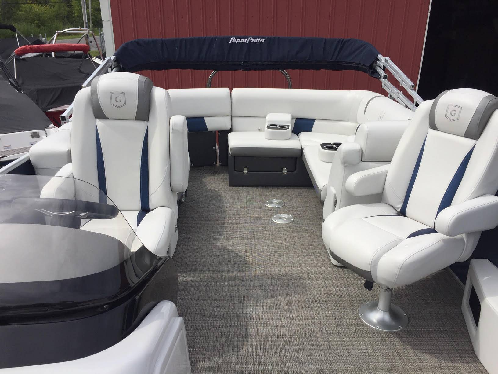 2017 AquaPatio 235 UL in Bridgeport, New York - Photo 18